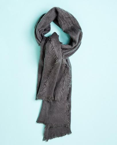 Fluffy sjaal